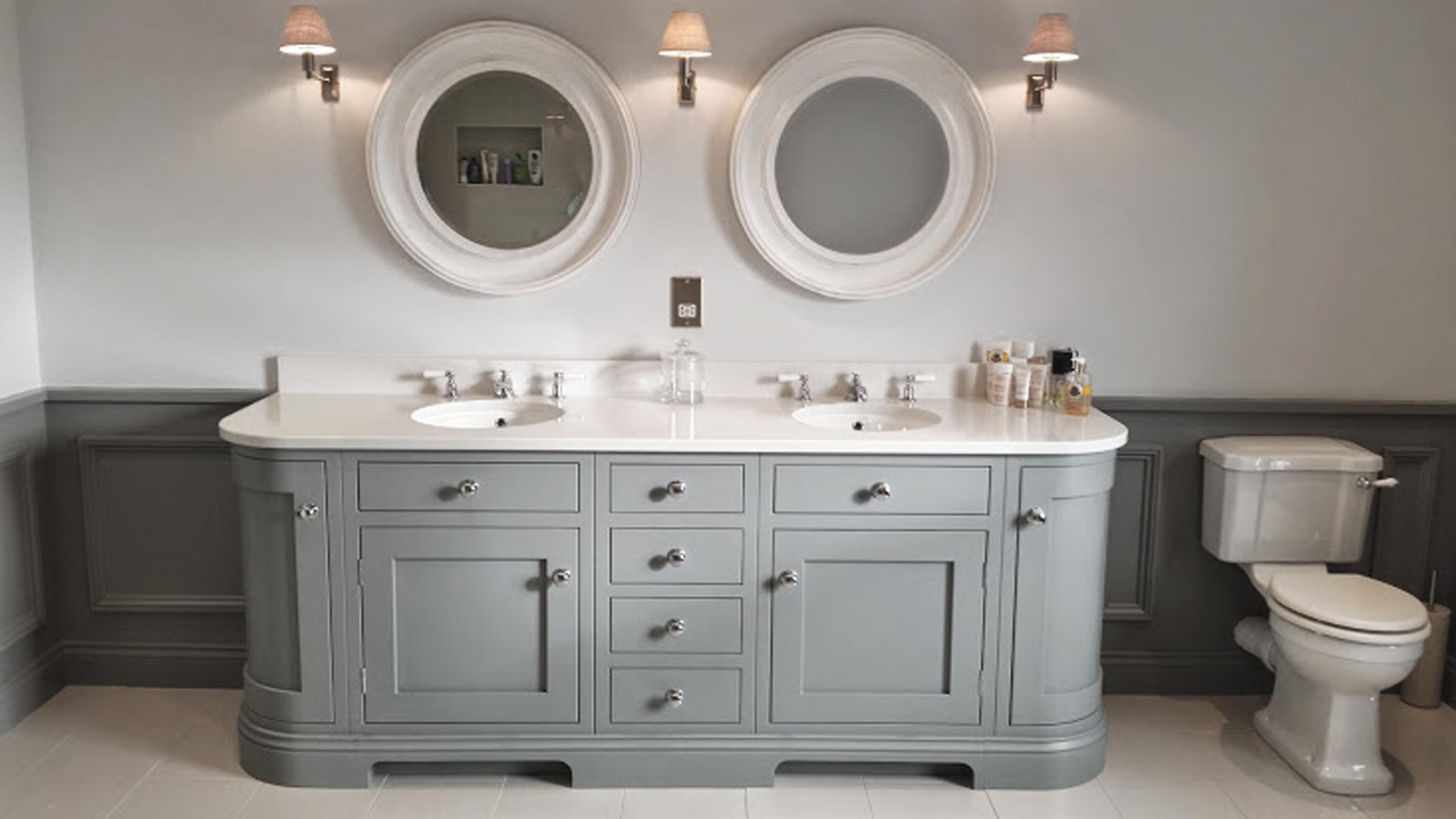 Blackstone Kitchens Bathroom